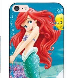 iphone case Ariel Little Mermaid for 7 / 8 Plus.